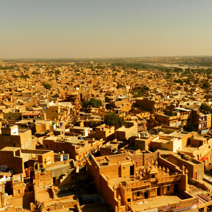 Jaisalmer Half Day City Tour