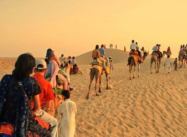 Jaisalmer Tourist Attractions